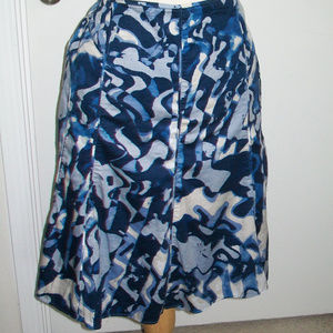 Ann Taylor A-line Flair Skirt Size 16